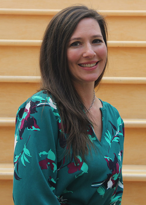 Photo of Sanya Clark