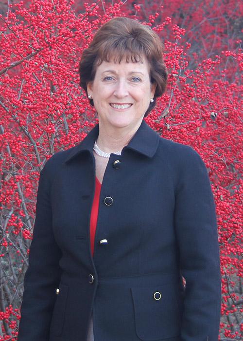 Photo of Cynthia Woodcock
