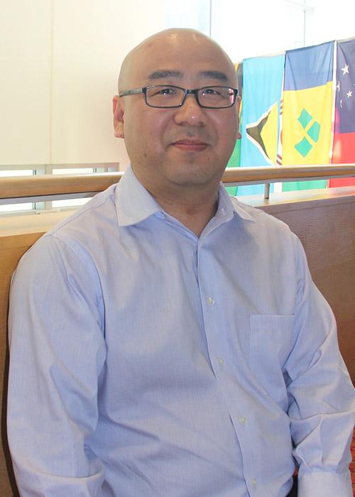 Photo of Bruce Sun